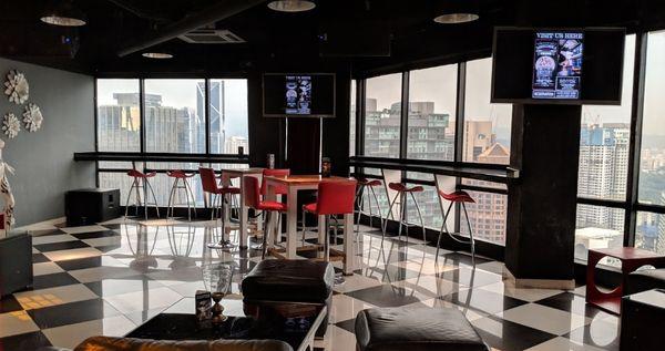 heli lounge bar
