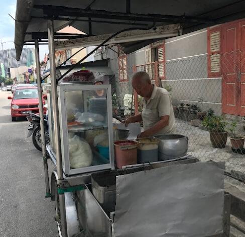 檳城25個古早味街頭美食